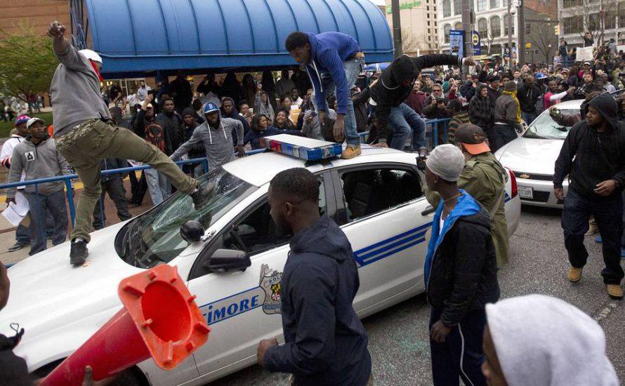 Ein Jahr nach dem Aufstand in Baltimore