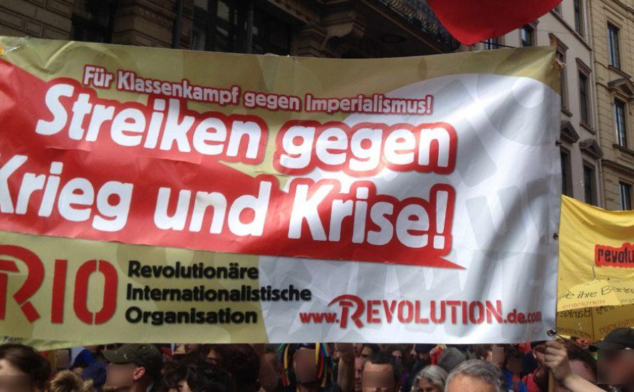 20.000 demonstrieren gegen EZB