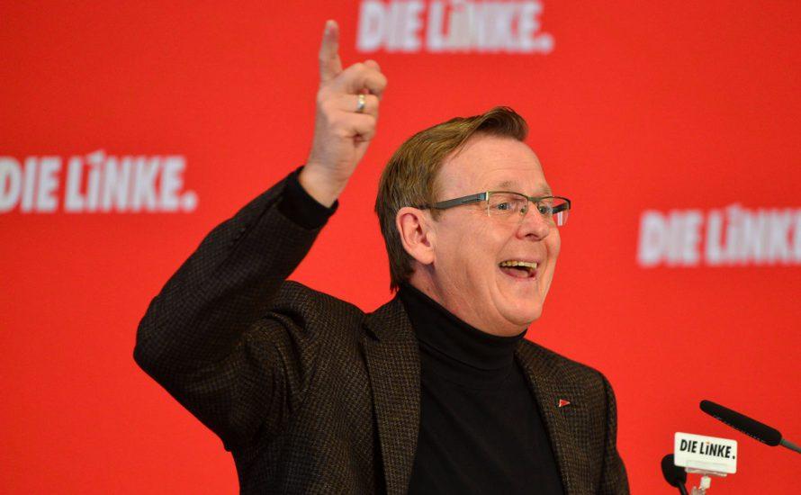 """Thüringen: Die Mär von der """"linken Regierung"""""""