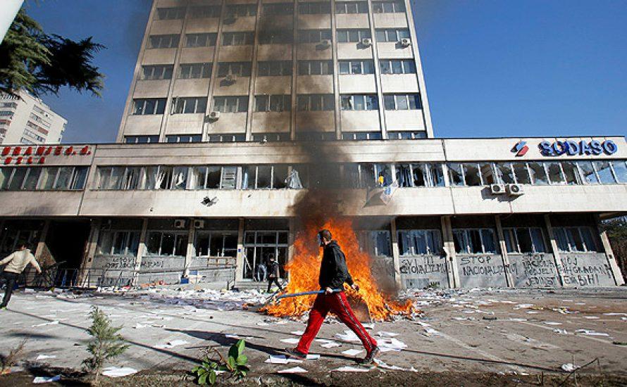 Massenmobilisierungen, politische Krise und Kapitalismus in Osteuropa