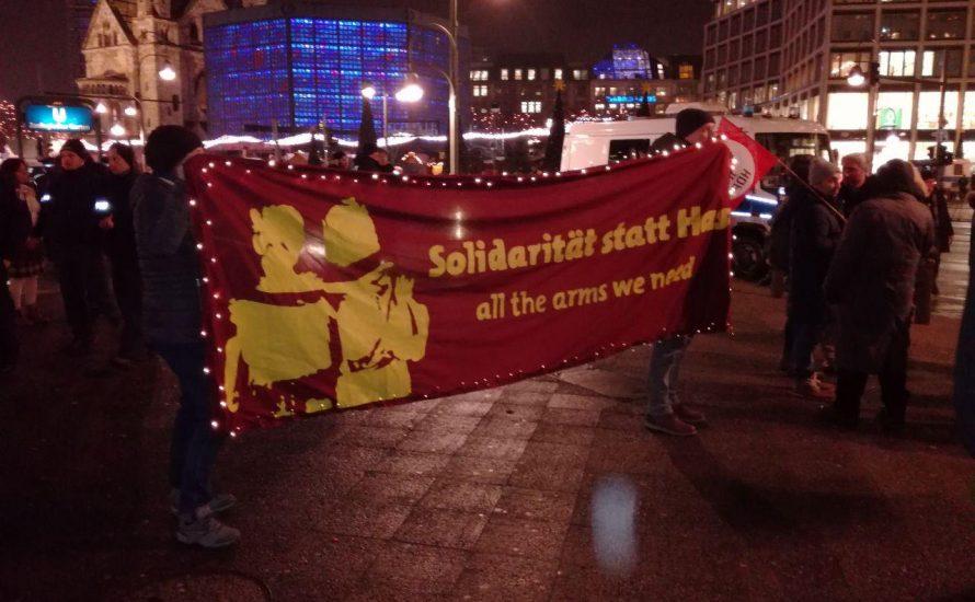 Gedenken am Breitscheidplatz: Terror stoppen heißt Rassismus bekämpfen