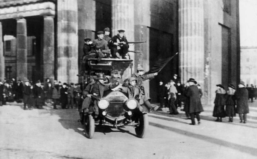 Fünf Lesetipps zur deutschen Revolution