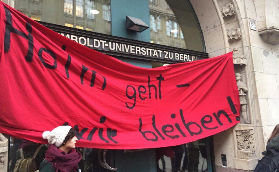 Was bleibt von #holmbleibt? Lektionen einer Besetzung