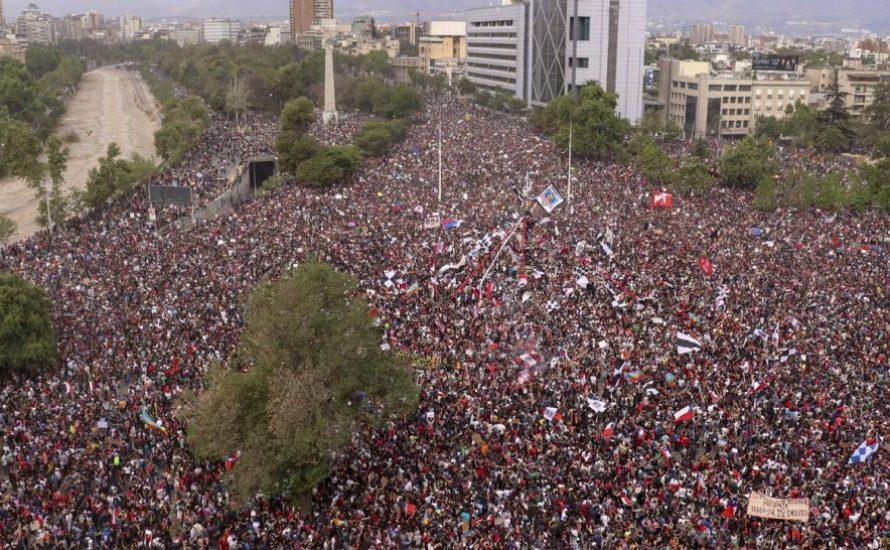 Teach-in* an der LMU zur Situation in Chile!