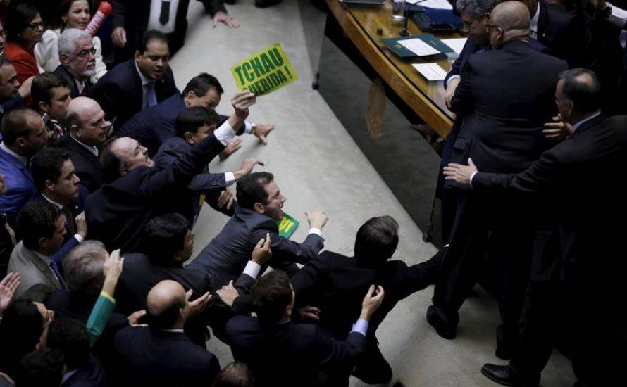 Brasilien: Reaktionärer Staatsstreich schreitet voran