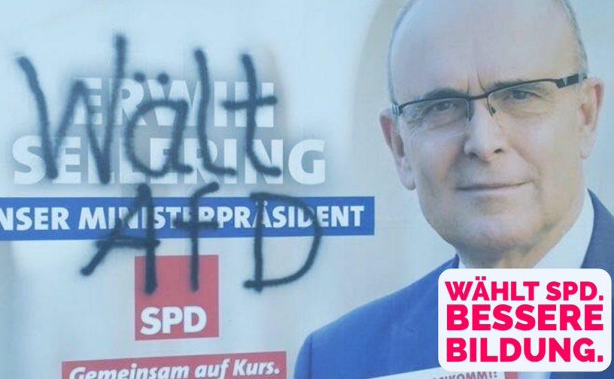 Politisches Erdbeben in MV: AfD zweitstärkste Partei, CDU mit historischer Niederlage