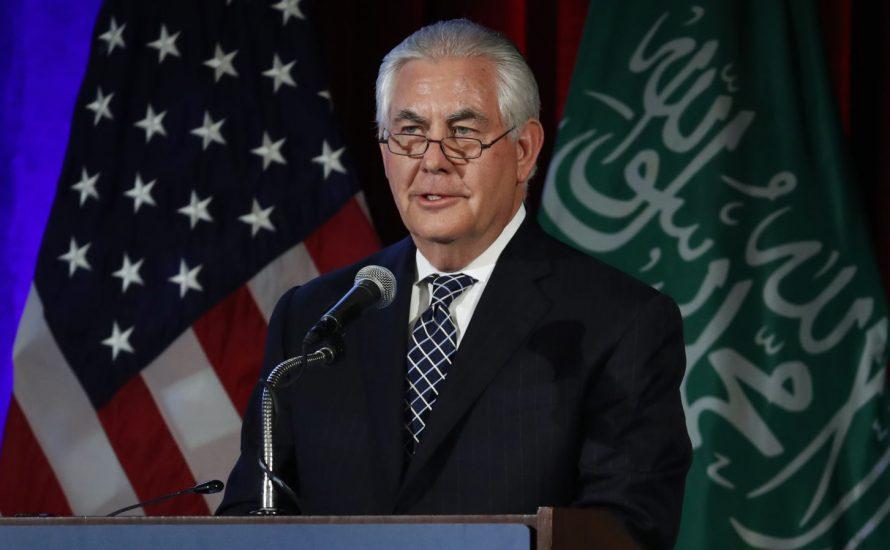 Rexit: Fällt nach der Entlassung von Tillerson das Atomabkommen mit dem Iran?