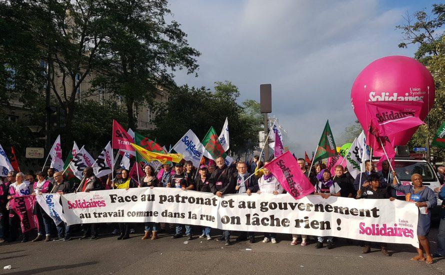 #KGKinparis: Klassenhass, Rassismus und Verachtung gegen Arbeiter*innen in Frankreich