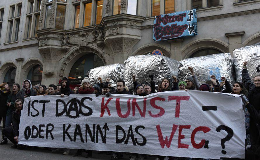 Solidaritätserklärung von BAGA: Gegen die Kündigung von Andrej Holm!