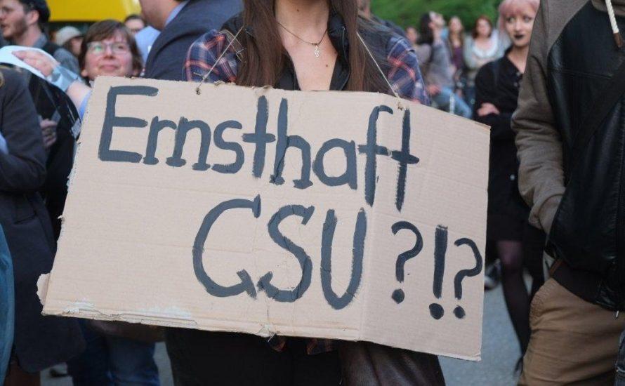 Die CSU ist besiegbar! Aber wie?