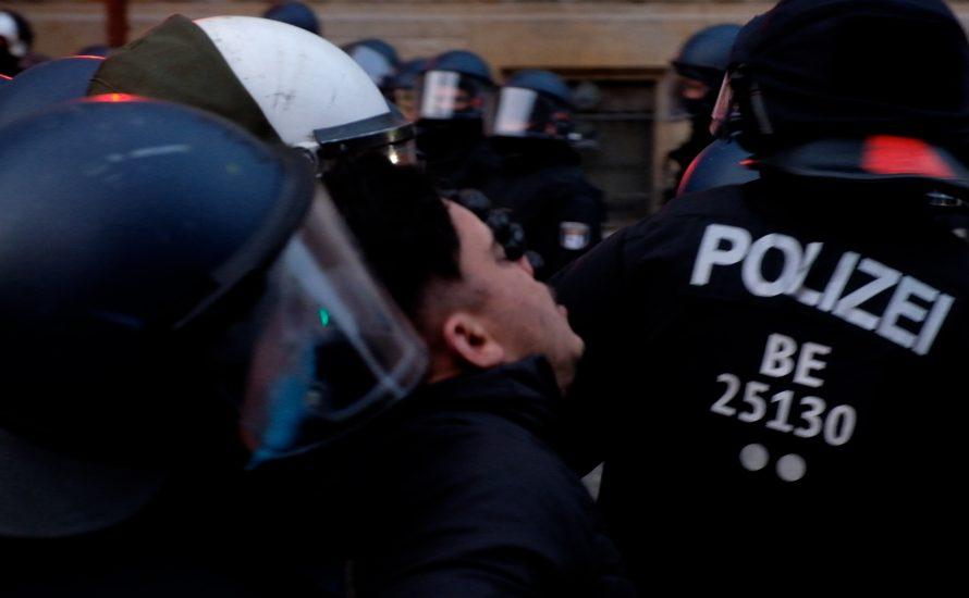 Stoppt die Kriminalisierung der Proteste am 1. Mai! Freiheit für alle Aktivist:innen!