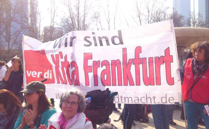 Interview: ErzieherInnen im Streik