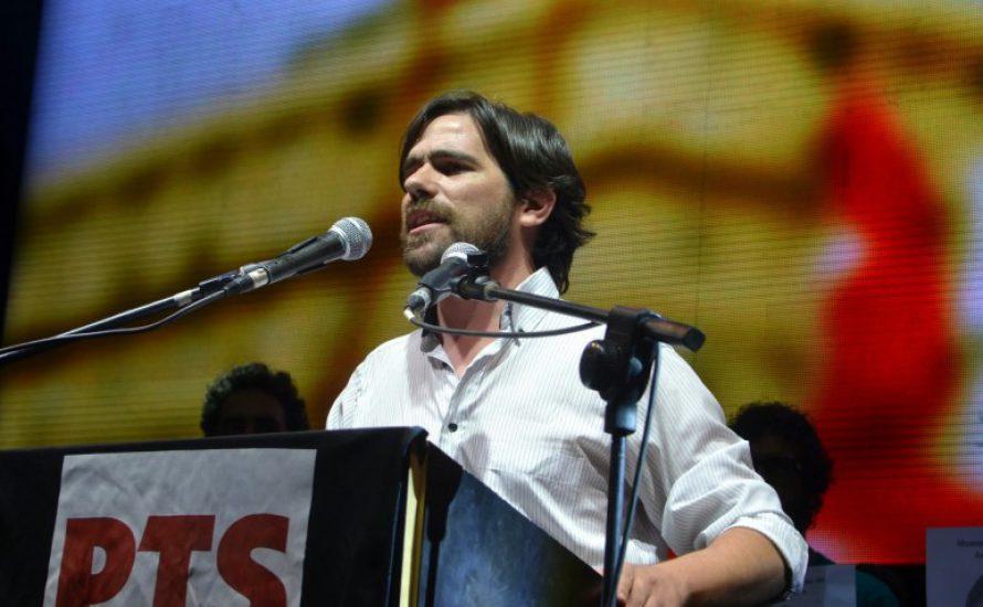 Ein Revolutionär will argentinischer Präsident werden