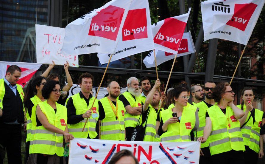 Technikmuseum: Gleicher Lohn für gleiche Arbeit