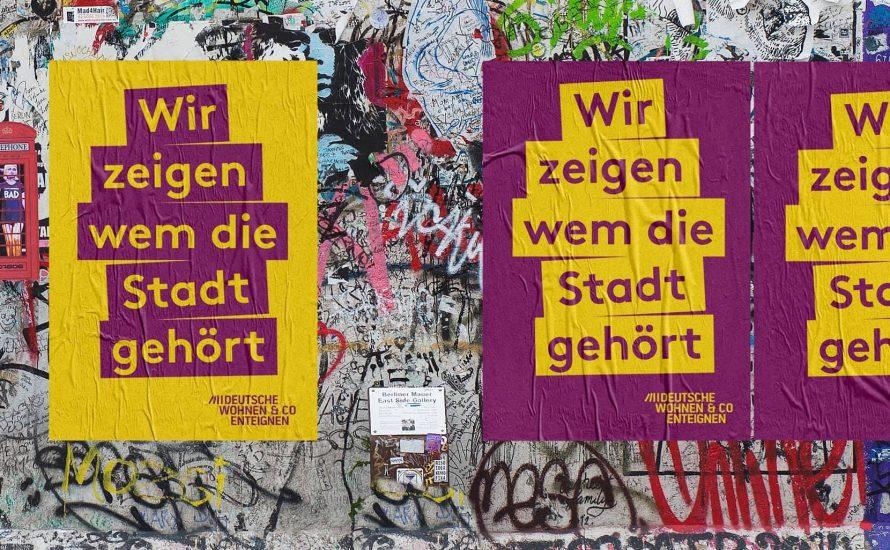 """[VIDEO] Unterschreiben für """"Deutsche Wohnen & Co Enteignen""""!"""