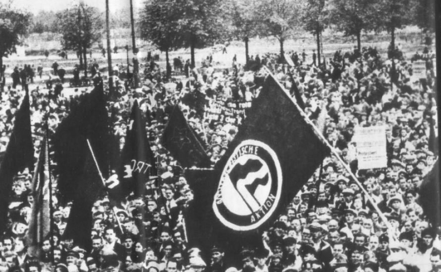 Woher kommt die Antifa?