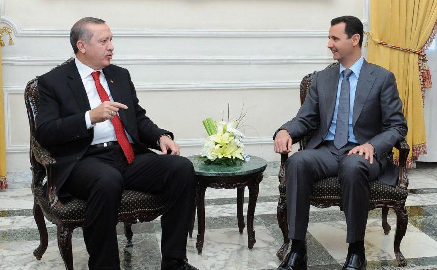 Rojava in der Zange: Gibt es nur Erdoğan oder Assad?