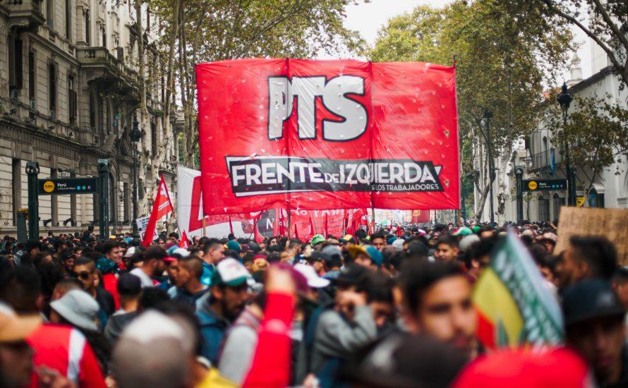 Es rettet uns kein Grün-Rot-Rot: Für eine unabhängige revolutionäre Partei!