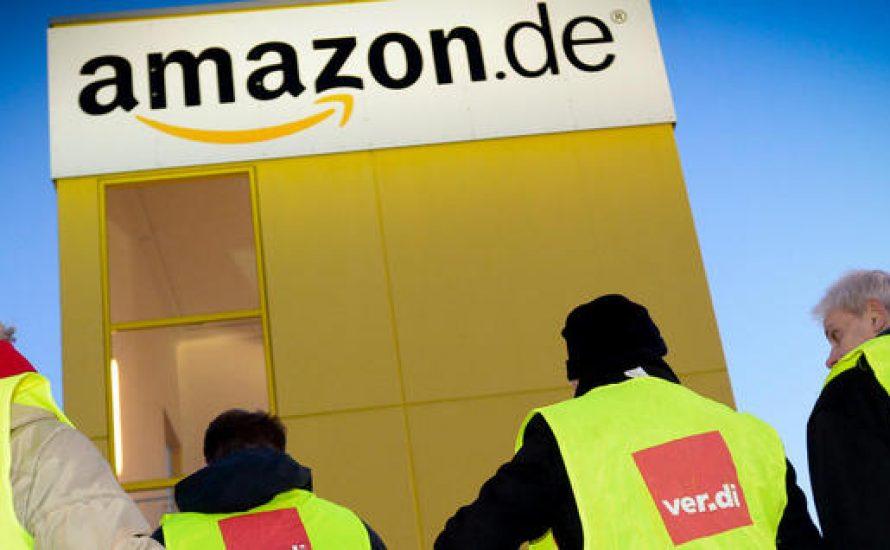 Streik bei Amazon: Gamer*innen warten auf FIFA18