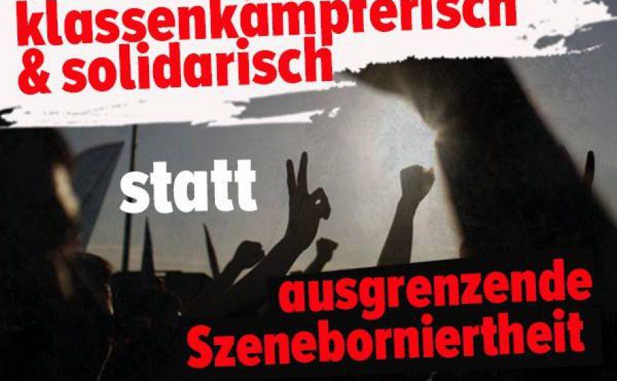 Stellungnahme des Internationalistischen Blocks zum revolutionären 1. Mai Bündnis 2017 in Berlin