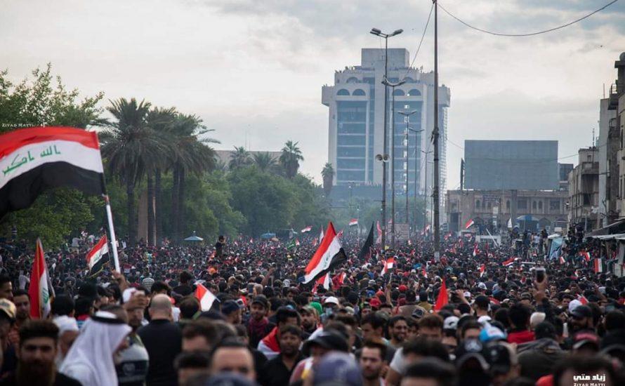 Aufstände und Tote im Irak