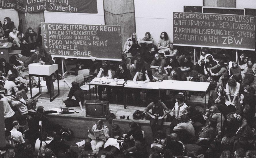 Was tun gegen den neoliberalen Angriff auf die Universität?