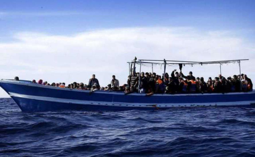 Mehr als tausend Tote im Mittelmeer: Die MörderInnen heißen Merkel und Steinmeier!
