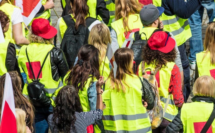 Halbherzig und mangelhaft – Proteste gegen Betriebsratsgesetz