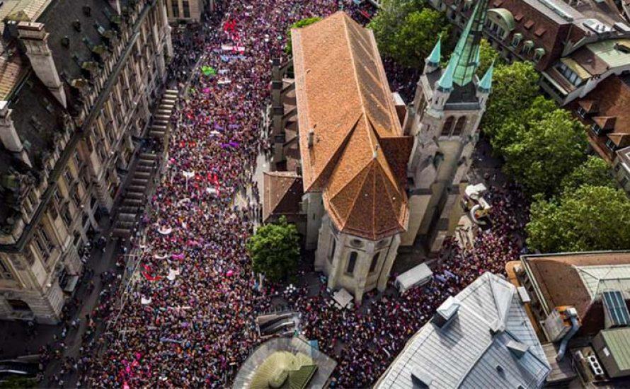 Frauen*streik in der Schweiz: Rückblick auf einen historischen Tag