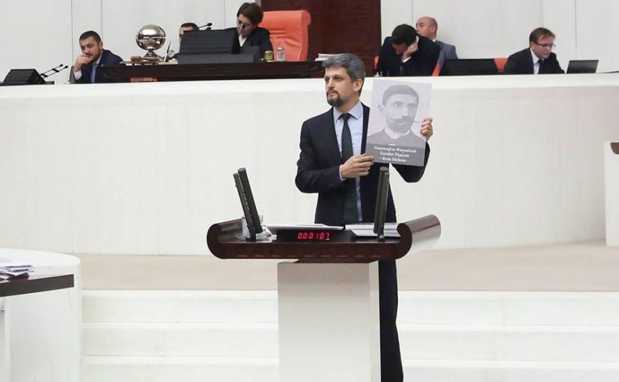 Völkermord an Armenier*innen und Kurdistan: Zwei verbotene Begriffe im türkischen Parlament