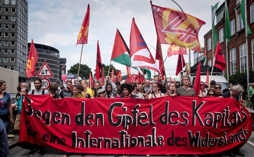 32 Bilder vom Gipfel der Repression – und des Widerstands