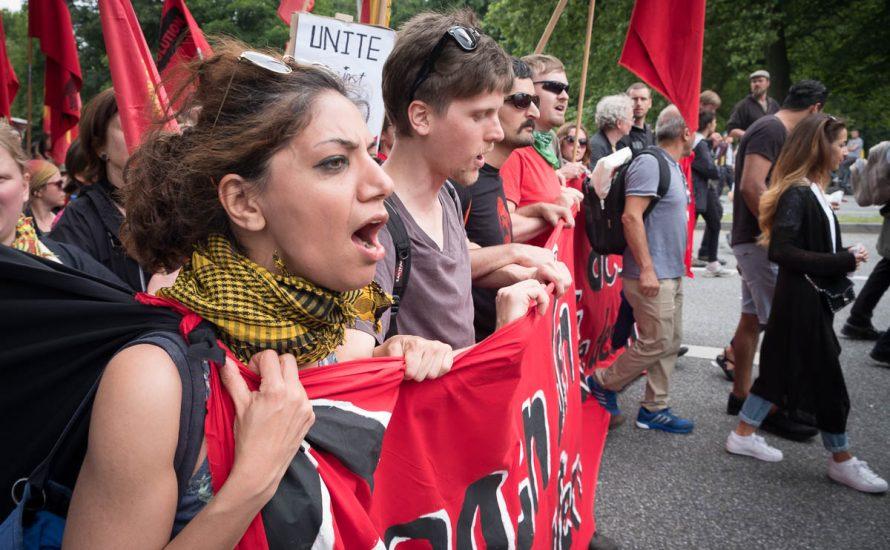 G20: Schöne Proteste, miese Ergebnisse