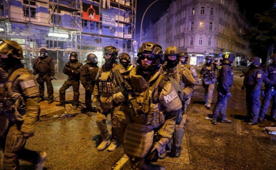 Hamburger Polizei gesteht Lügen über die G20-Proteste
