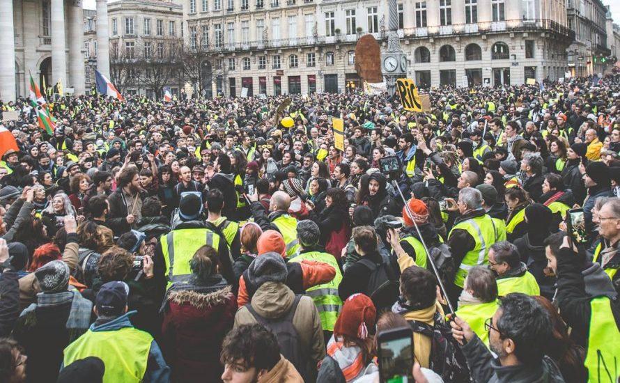 Die Radikalität der Gelbwesten – Perspektiven einer Bewegung
