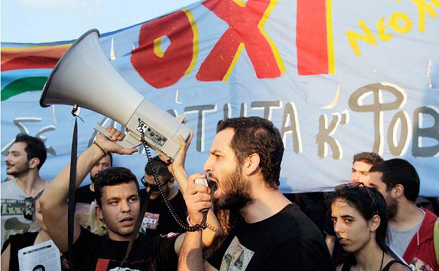 Mit den ArbeiterInnen Griechenlands gegen die imperialistische Erpressung!