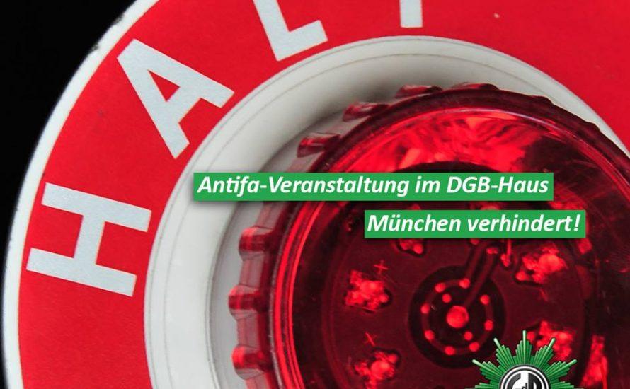 GdP hetzt gegen Antifaschist*innen – Bullen raus aus unseren Gewerkschaften!