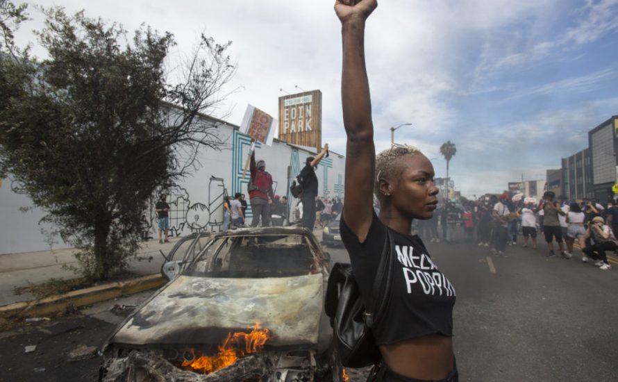 USA: Die Aufstände gegen Polizeiterror erschüttern die Grundfesten des Staates