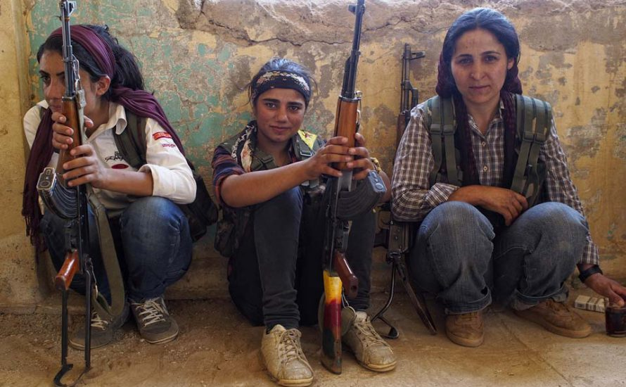 Dritte Front in Syrien?