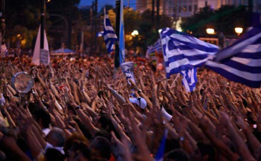 Praktische Solidarität für Griechenland: Das Solidaritätskomitee