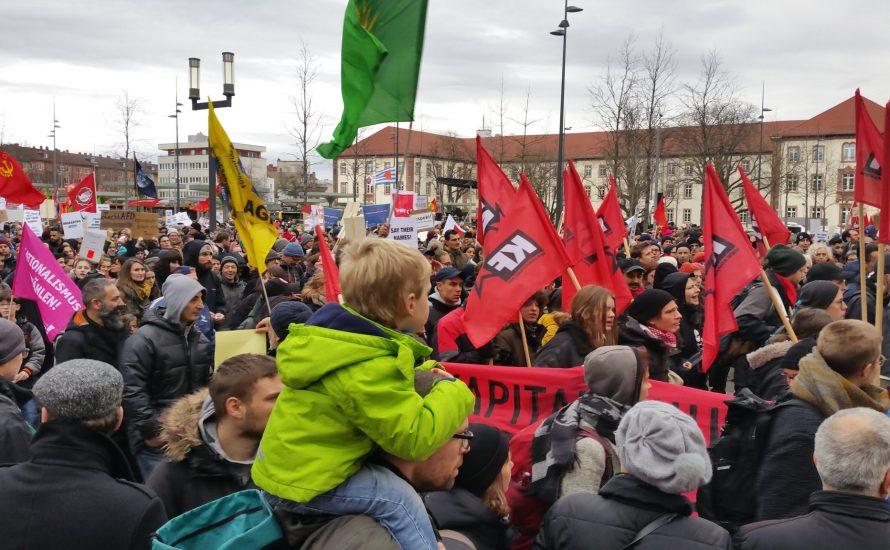 Erste gewerkschaftliche Aktionsaufrufe nach Hanau – Vorbereitung auf
