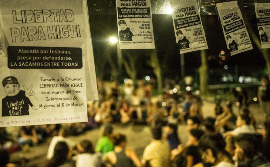 Higui: Verurteilt als Lesbe und Frau, befreit durch die Bewegung