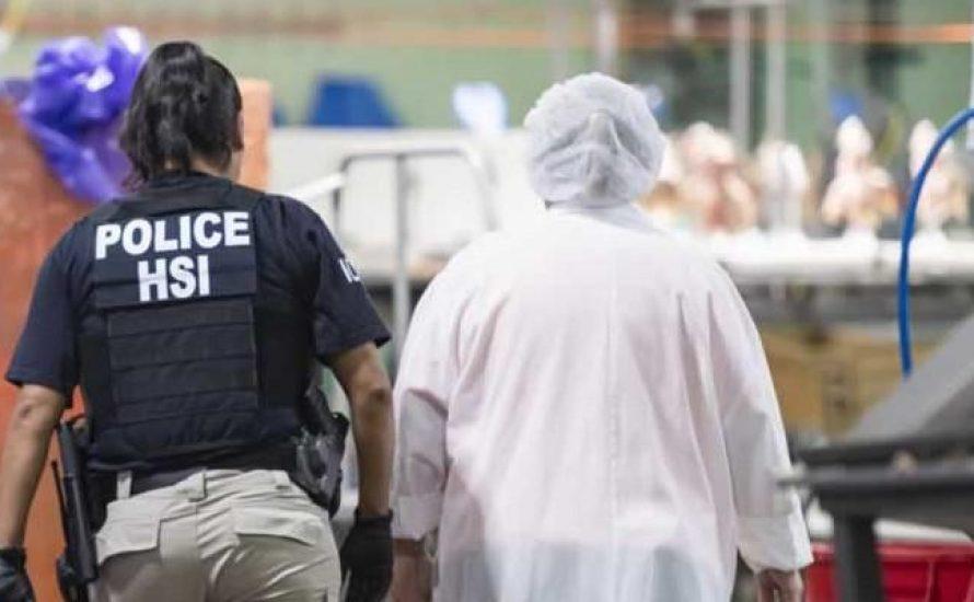 US-Abschiebebehörde verhaftete 680 Migrant*innen: Lasst die Gefangenen frei, schließt die Lager!