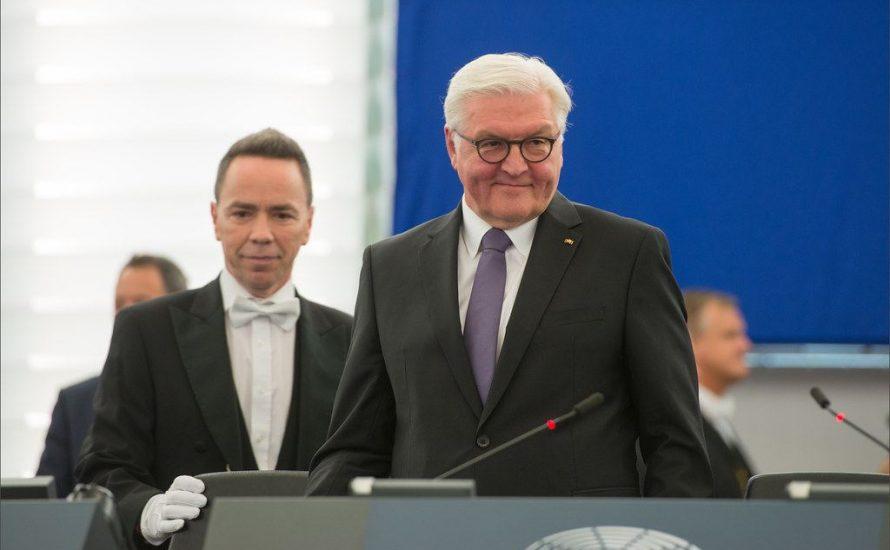 Würde DIE LINKE ernsthaft den Agenda-Architekten Steinmeier unterstützen?