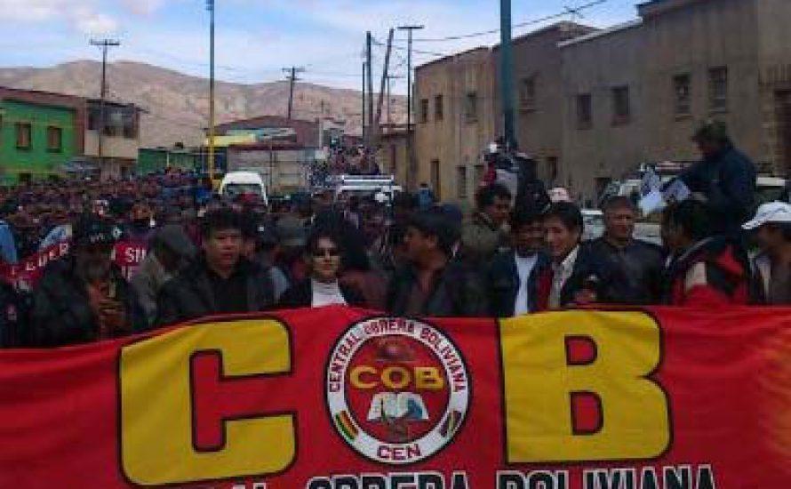 Bolivien: Gründung einer neuen Partei