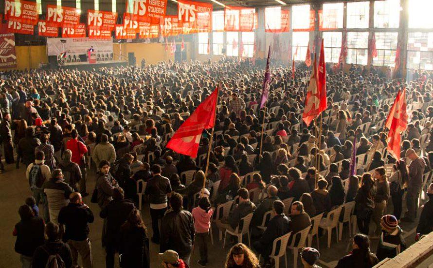Für eine Bewegung für eine Internationale der Sozialistischen Revolution!