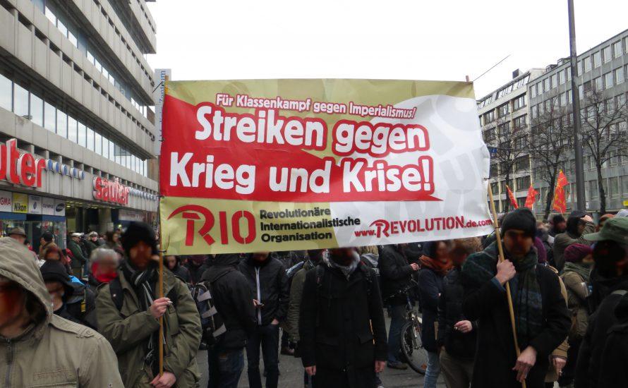 München: 2.000 gegen die Sicherheitskonferenz
