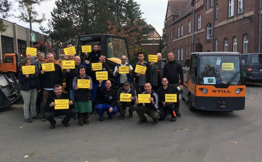 Solidarität für den Streik der Therapeut*innen