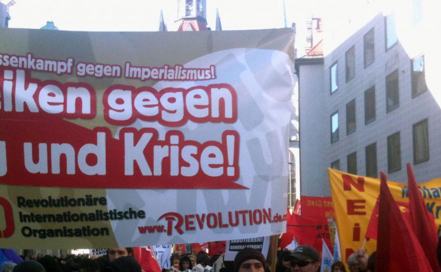 Gegen die SiKo oder gegen den Imperialismus?