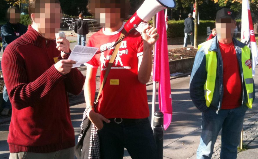 Solidaritätserklärung für die streikenden CFM-KollegInnen