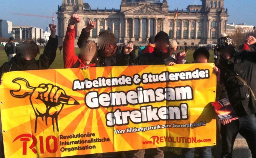 Occupy Bundestag!